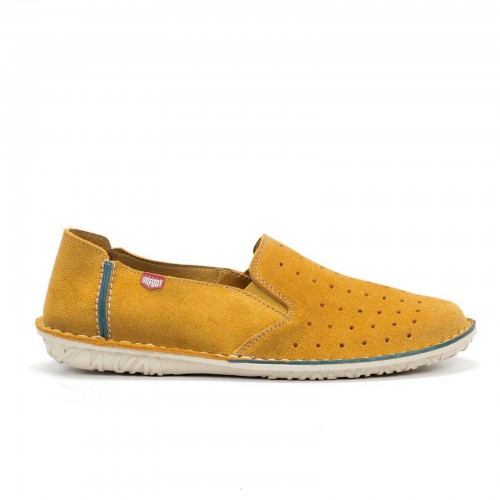 Ibiza shoe in suede with...